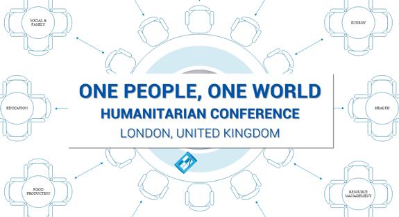 LONDON 2014 Humanitarian Conference